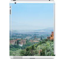 Tuscany Approaches iPad Case/Skin