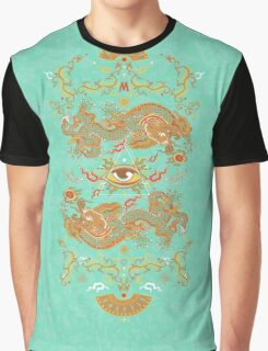Muzich's Dragons Graphic T-Shirt