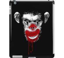 Evil Monkey Clown iPad Case/Skin