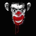 Evil Monkey Clown by Nicklas Gustafsson