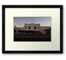 Blackburn Framed Print