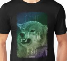 Come at me bro (wolfpack) Unisex T-Shirt