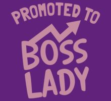 Promoted to BOSS LADY by jazzydevil