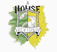 Wizard House Divided {Sly & Loyal} Kids Tee