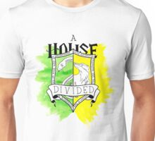 Wizard House Divided {Sly & Loyal} Unisex T-Shirt