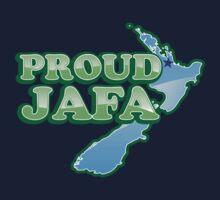 PROUD JAFA (New Zealand Kiwi design) Just another Fing Aucklander Kids Clothes