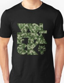 Abstract Wolfpack (Camo) T-Shirt