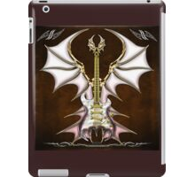 Metal gothic Guitar iPad Case/Skin