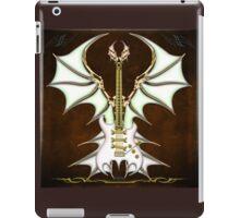 Bat Gothic Guitar iPad Case/Skin