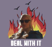 DaenerysTargaryen - Deal with it by elektro