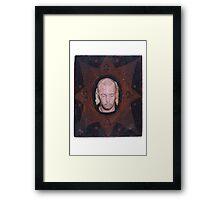 Portrait of Jon Nödtveidt Framed Print