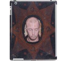 Portrait of Jon Nödtveidt iPad Case/Skin