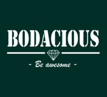 BODACIOUS white diamond by BDCS