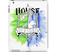 Wizard House Divided {Sly & Smart} iPad Case/Skin