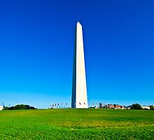 Washington Monument, Washington DC by surangaw