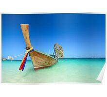 Amazing beach Poster