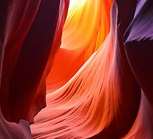 Antelope Canyon, Amazing Nature by surangaw