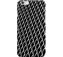 Chain Link on Black  iPhone Case/Skin