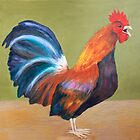 Rooster by Andrea Meyer