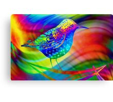 Sing For Me   2 Canvas Print