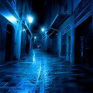 Blue Night by jean-louis bouzou