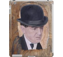 Portrait of jules Pascin iPad Case/Skin
