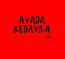 Avada Kedavra curse - Harry Potter by galatria