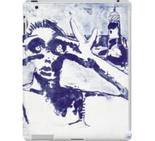 Lighthouse Lithograph iPad Case/Skin