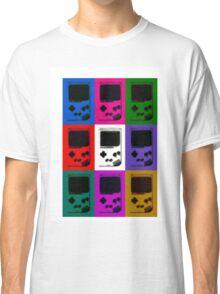 Nintendo Game Boy Classic Pop Art Classic T-Shirt