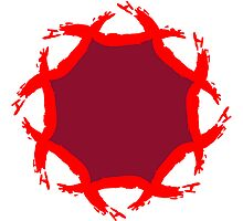 Blood hole frame by Style-O-Mat