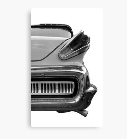 Classic in black & white Canvas Print