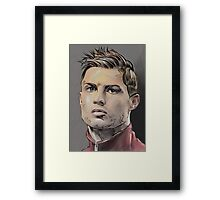 Cristiano7 Framed Print