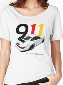 Porsche 911 Women's Relaxed Fit T-Shirt