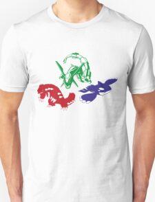Hoenn Trio T-Shirt