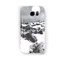Winter Moon in the High Desert Samsung Galaxy Case/Skin