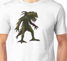Creature from a Very Dark Lagoon Unisex T-Shirt