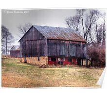 Farm Structures Hdr Poster