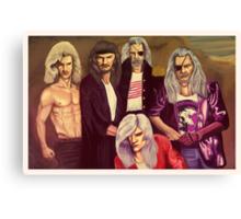 Whitesnakes  Canvas Print
