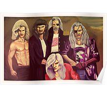 Whitesnakes  Poster