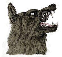 Wolf by lillea-mira