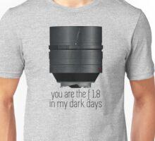 Lens of Love Unisex T-Shirt