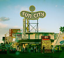Fun City by Carol Fan