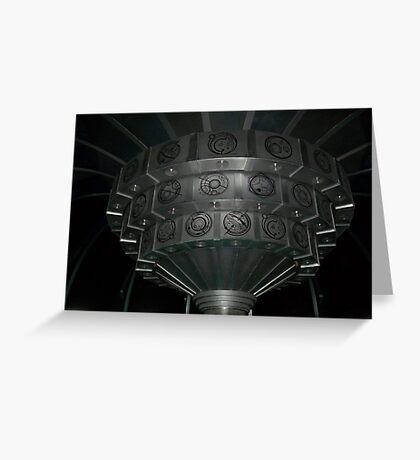Inside The TARDIS Greeting Card