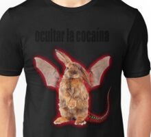 evil rabbit Unisex T-Shirt