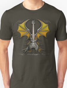 Death Metal Guitar Unisex T-Shirt