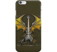 Death Metal Guitar iPhone Case/Skin