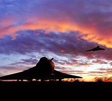 Vulcan Dispersal by James Biggadike