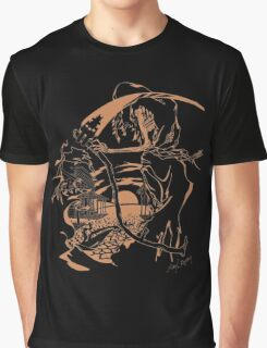 Reaper Out West Graphic T-Shirt