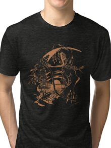 Reaper Out West Tri-blend T-Shirt
