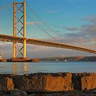 Forth Road Bridge (2) by Karl Williams